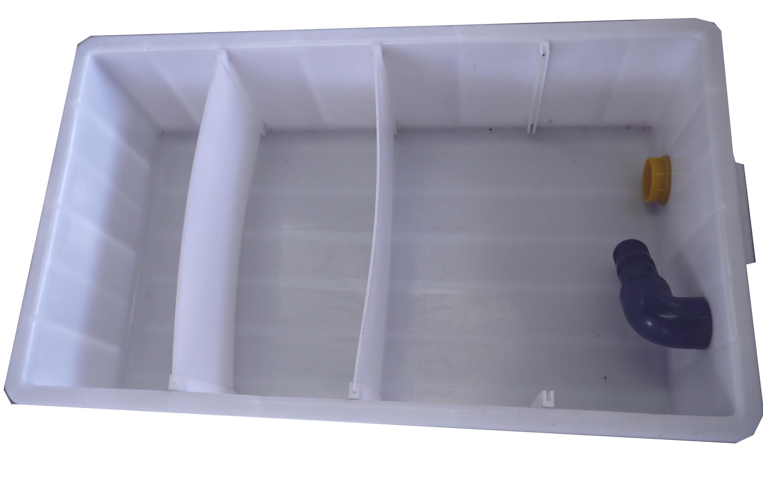 BAC DECANTEUR PLASTIQUE GRAND MODELE